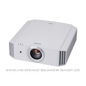 JVC DLA-X5000 WE, (JVC 5000 WE), High End 3D-Beamer mit 4K Simulation, Set incl. 2 x 3D-Funkbrille und Sender